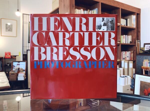 アンリ・カルティエ=ブレッソン写真集 Henri Cartier-Bresson: PHOTOGRAPHER | 写真集