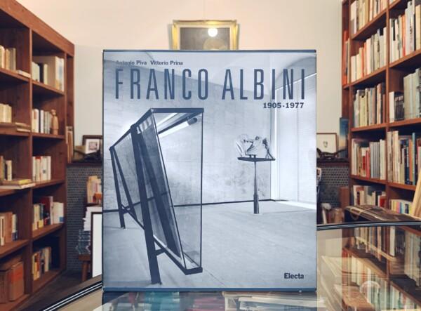 フランコ・アルビニ作品集 FRANCO ALBINI 1905-1977 | 1998年初版・Electa | 建築書・インダストリアルデザイン