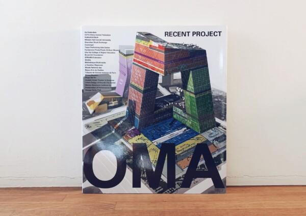 OMA RECENT PROJECT: OMA 最新プロジェクト | 企画・編集:二川幸夫 / 2012年初版・A.D.A EDITA TOKYO | 建築書