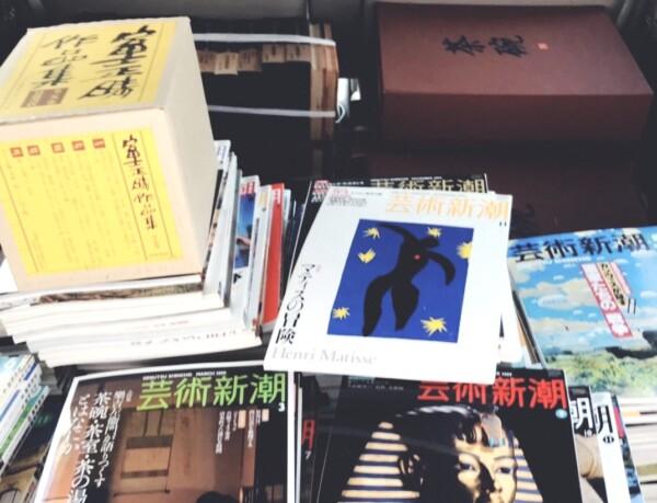 大阪市西区にて美術書、文学書など出張買取!